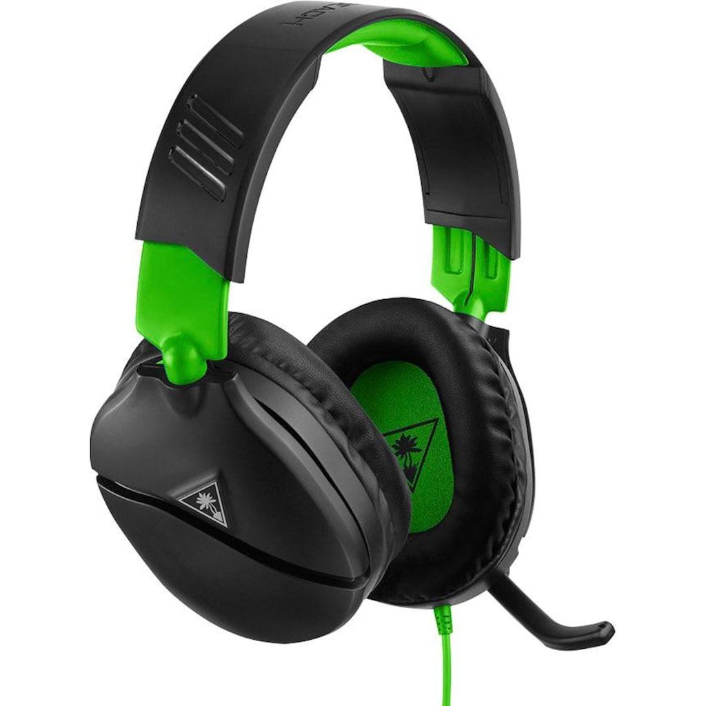 Turtle Beach Gaming-Headset »RECON 70 X für Xbox One (Black)«