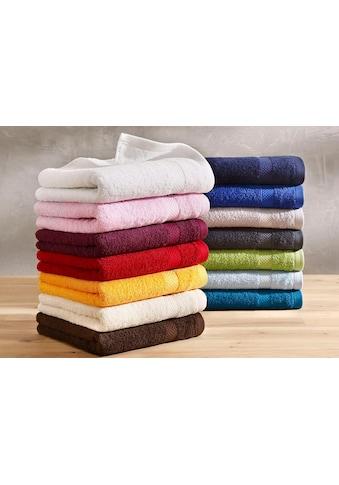 Dyckhoff Handtuch Set »Planet«, aus reiner Bio-Baumwolle kaufen