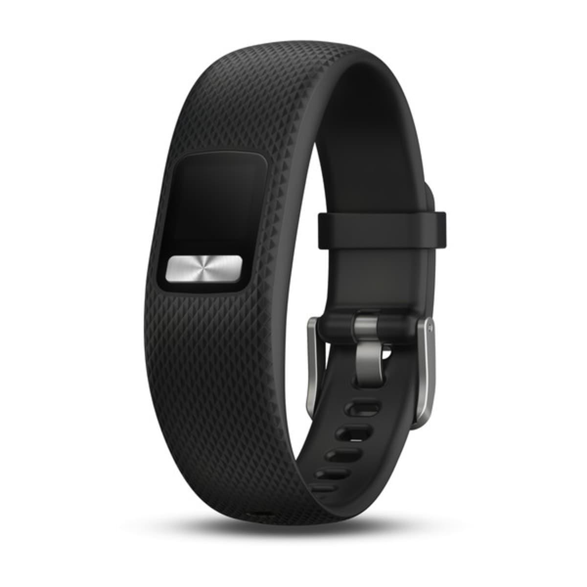 Garmin Ersatz-/Wechselarmband »Ersatzarmband Vivofit 4 (S/M)« | Schmuck > Armbänder > Sonstige Armbänder | Schwarz | GARMIN