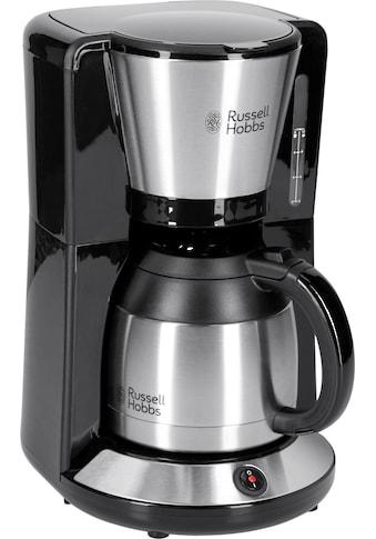 RUSSELL HOBBS Filterkaffeemaschine »Adventure 24020-56«, Papierfilter, 1x4, mit... kaufen