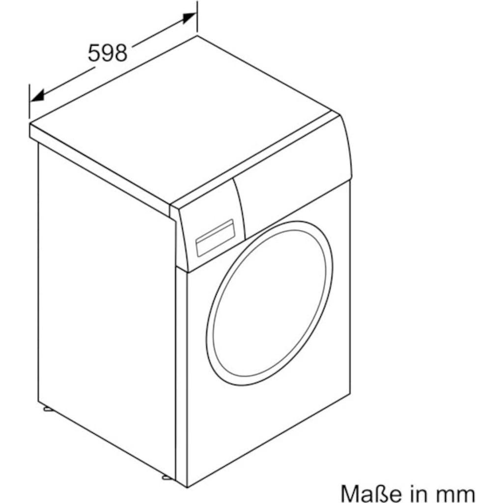 SIEMENS Waschmaschine »WM14VL41«, iQ700, WM14VL41, 9 kg, 1400 U/min