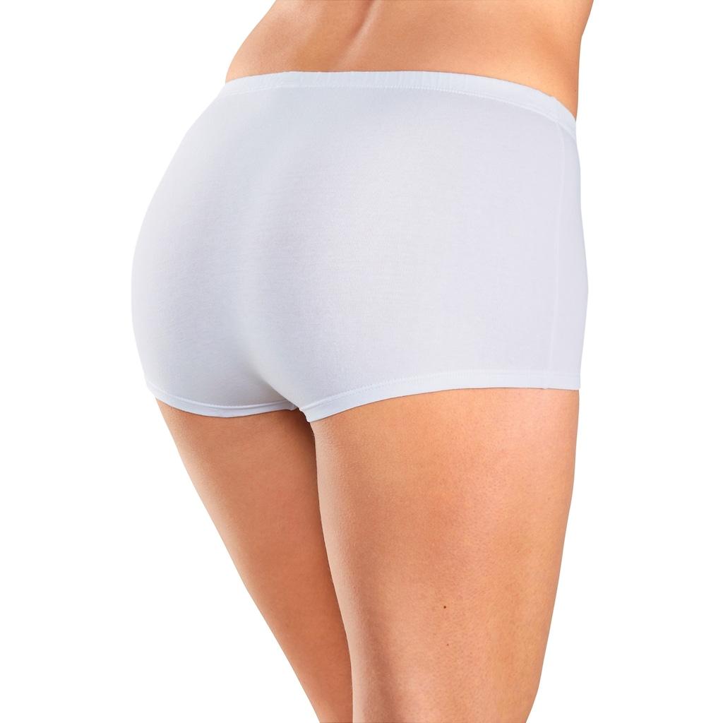s.Oliver Bodywear Panty, mit seitlichem Logodruck