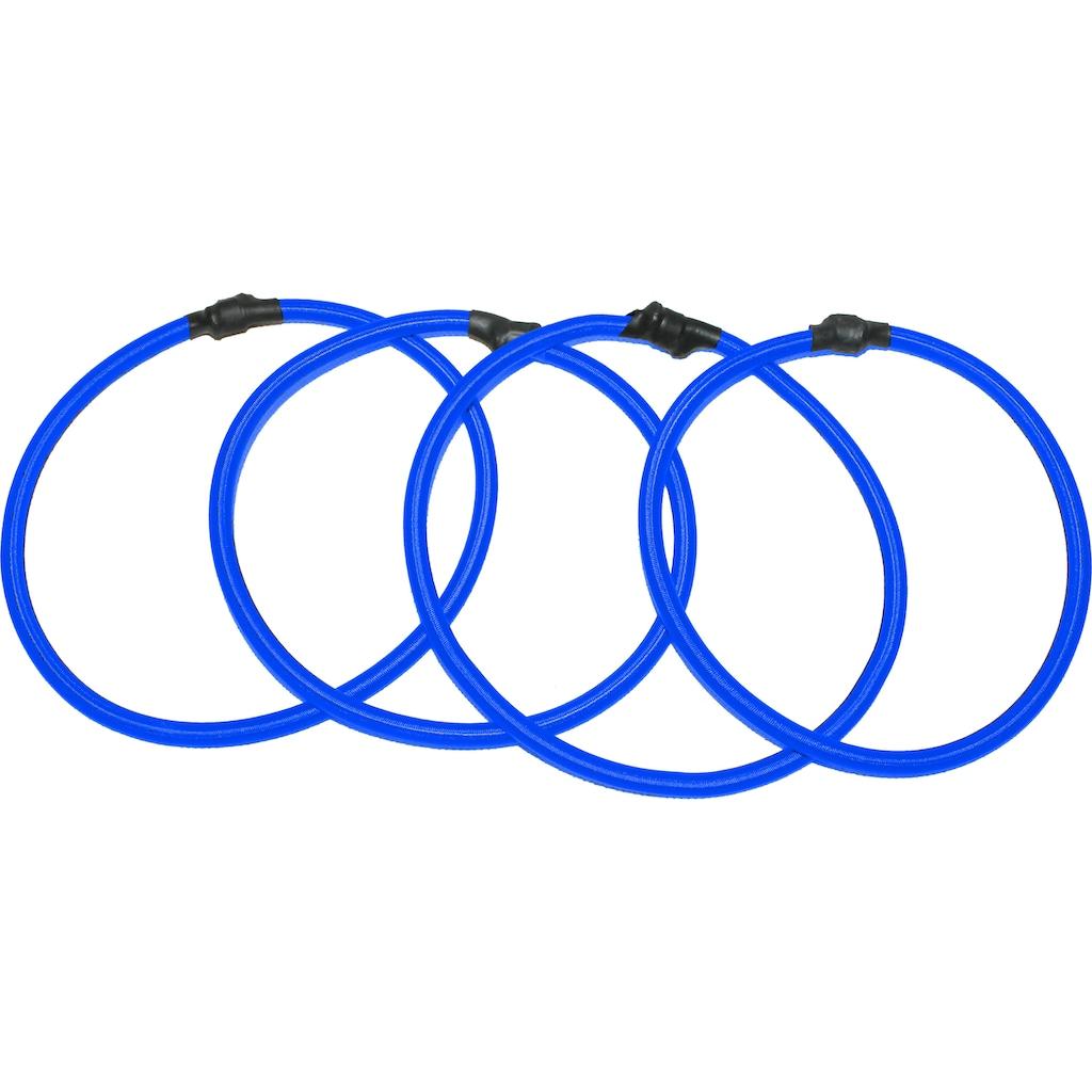 Joka Fit Widerstandsband »Gummiseil für JOKA FIT Trampolin«, 36 Gummiringe, 8 mm stark