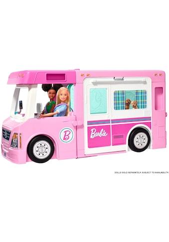 Barbie Spielzeug-Bus »3-in-1 Super Abenteuer-Camper« kaufen