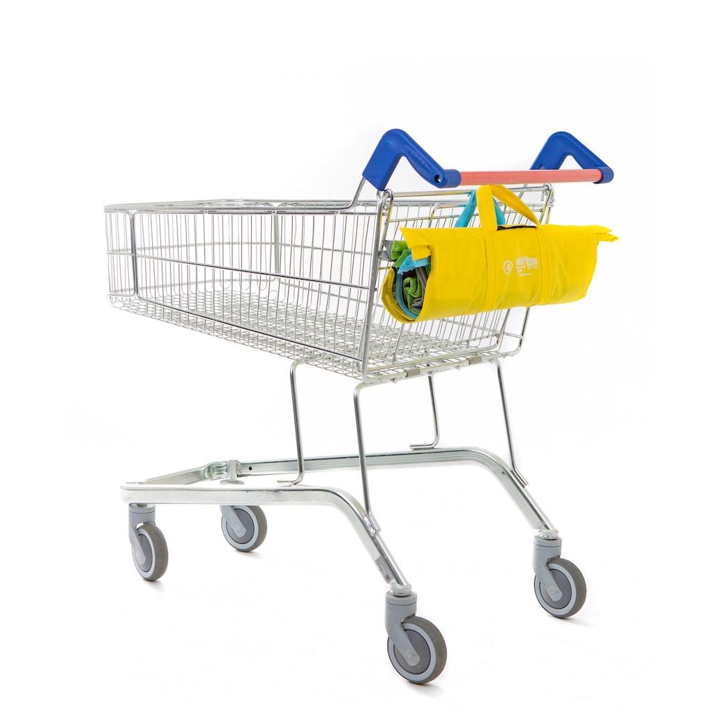 UPP Einkaufsshopper »Trolley Bags«, (Set, 4 tlg.), für Einkaufswagen, 4-teilig