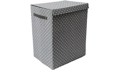 Franz Müller Flechtwaren Wäschebox »TexBox«, Höhe ca. 50 cm kaufen