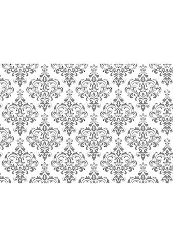 Wall-Art Möbelfolie »Barock Grau«, 100/100 cm kaufen