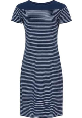 Sea Ranch Shirtkleid »Eline«, Mit Markenlogo am Saum kaufen