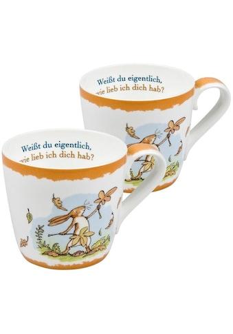 Könitz Becher »Weißt du eigentlich...-Herbst«, (Set, 2 tlg.), 2-teilig kaufen