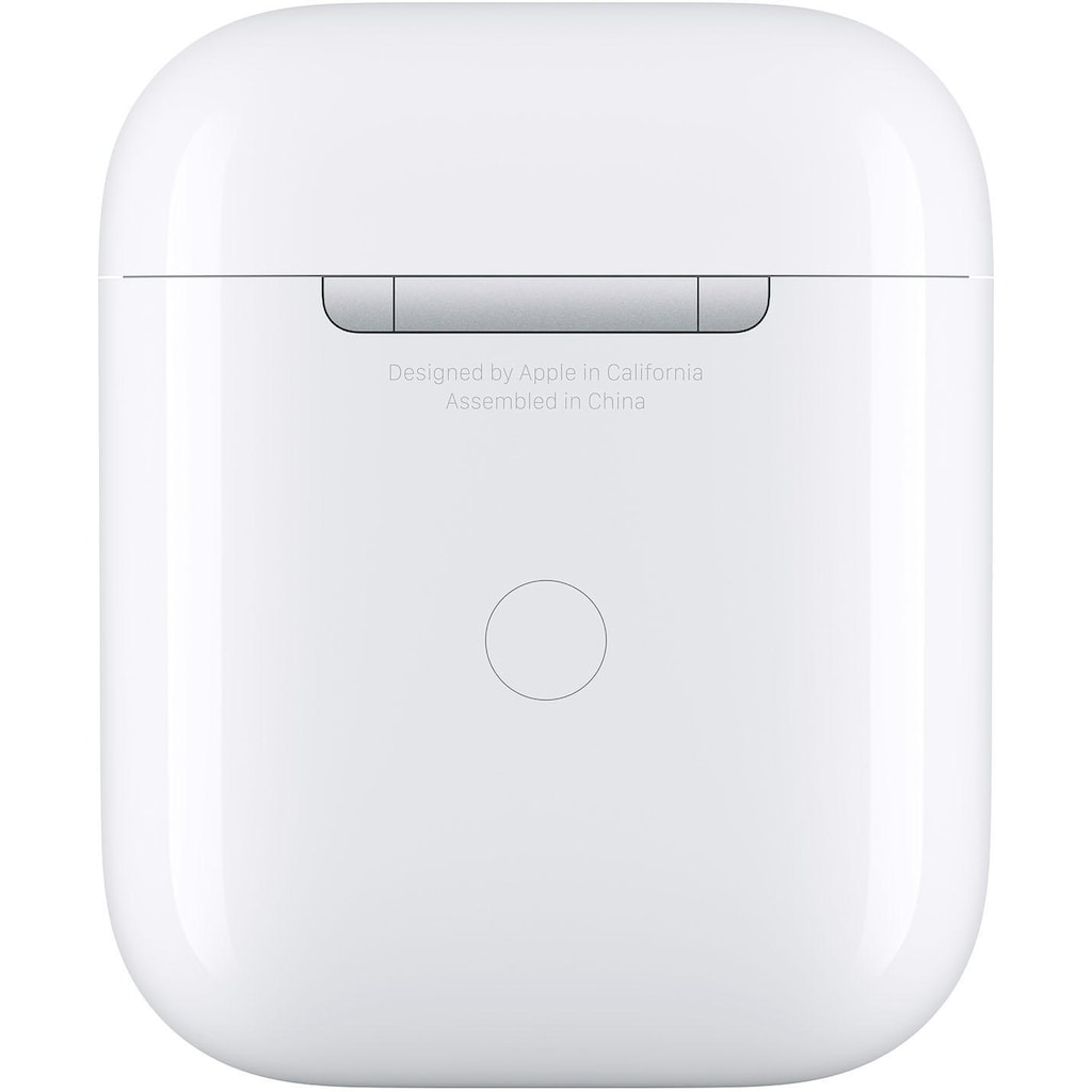 Apple Ladeschale »Wireless Charging Case for AirPods (2019)«