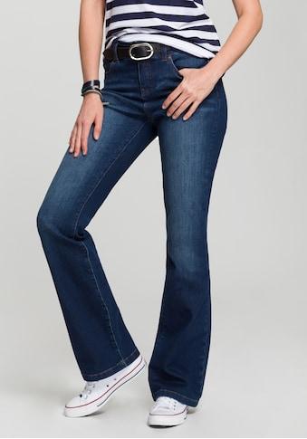 H.I.S Bootcut - Jeans »High - Waist« kaufen