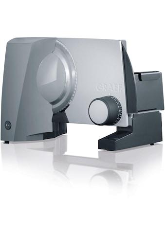 Graef Allesschneider »G50, grau«, 170 W kaufen
