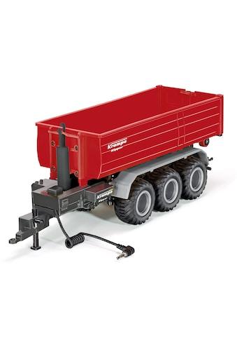 """Siku Spielzeug - Traktor """"SIKU Control, 3 - Achs - Hakenliftfahrgestell mit Mulde"""" kaufen"""