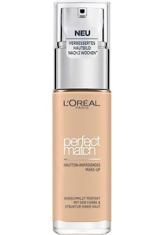 L'ORÉAL PARIS Foundation »Perfect Match Make-Up« kaufen