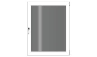 RORO Türen & Fenster Kunststofffenster, BxH: 80x120 cm, ohne Griff kaufen