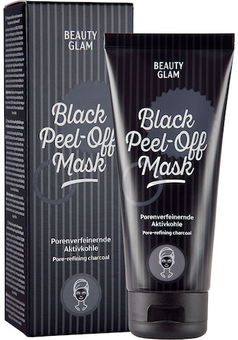 BEAUTY GLAM Gesichtsmaske »Beauty Glam Black Peel Off Mask« kaufen