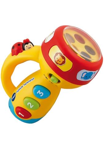 Vtech® Lernspielzeug, »Fröhliche Taschenlampe« kaufen