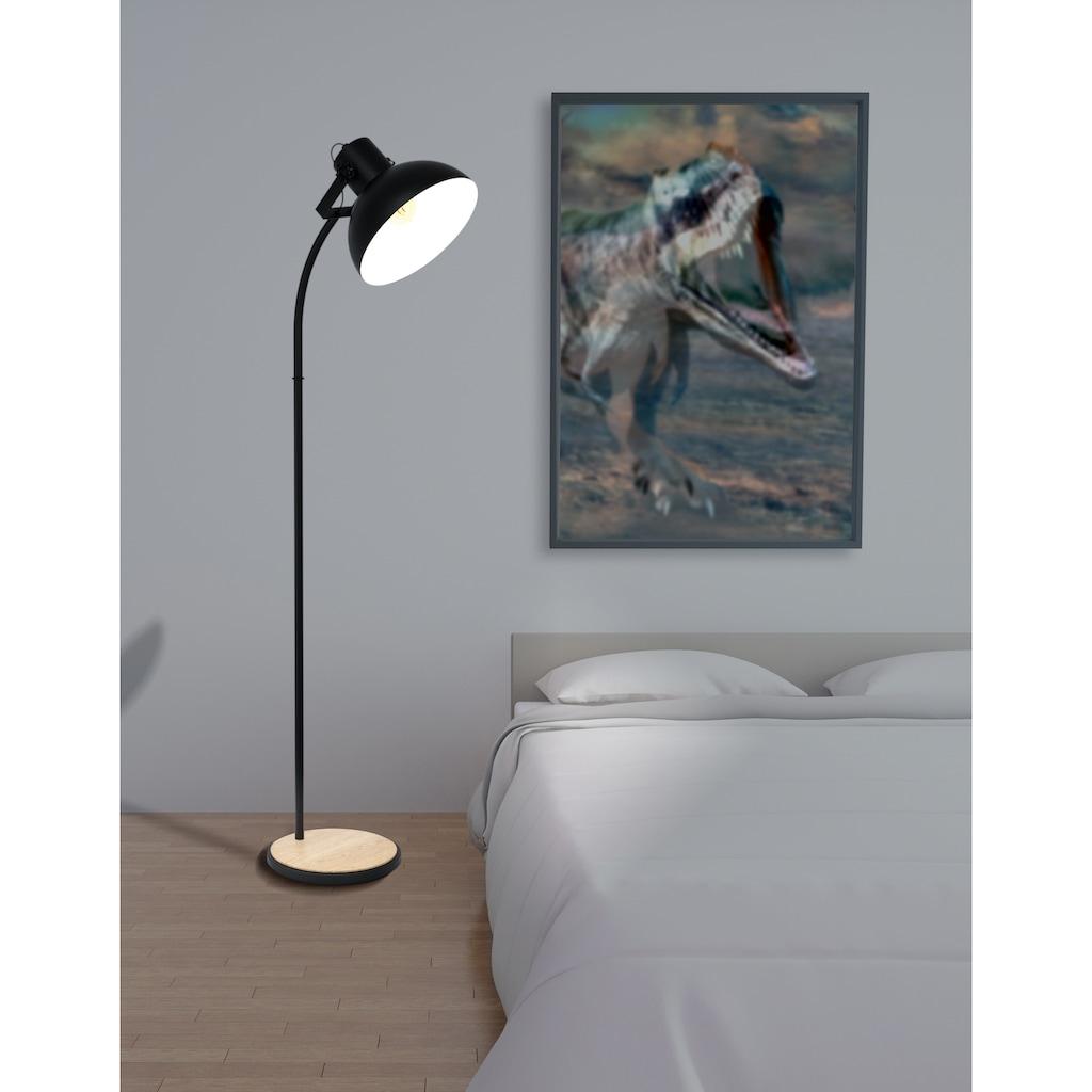 EGLO,Stehlampe»LUBENHAM«,