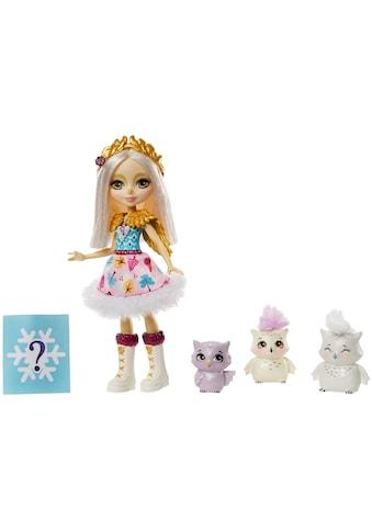 Enchantimals Anziehpuppe »Enchantimals Odele Owl, Cruise und Familie« kaufen