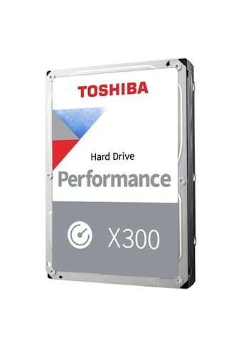 Toshiba HDD-Festplatte »X300 Performance 8TB Kit«, Bulk kaufen