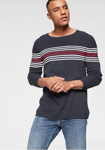 Bruno Banani Rundhalspullover kaufen