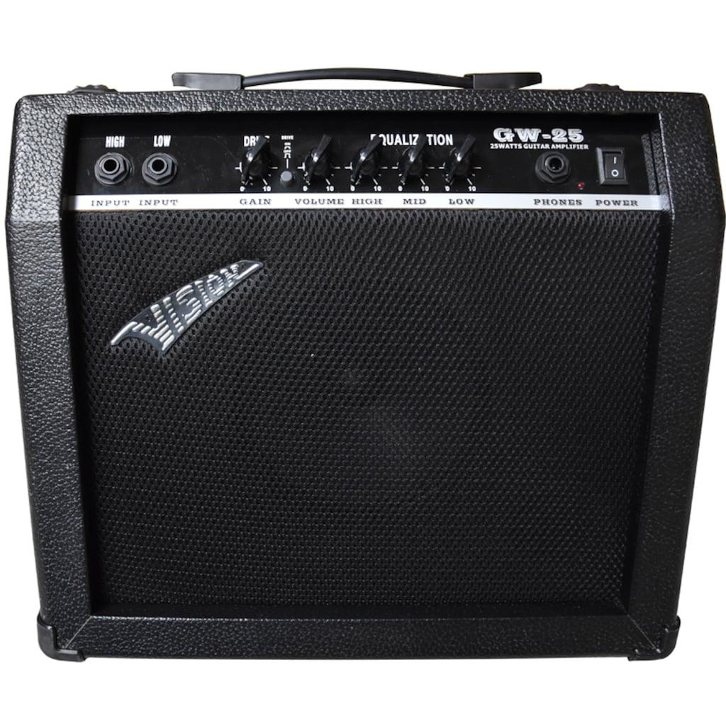 Verstärker »MSA - GW 25«, für Gitarren