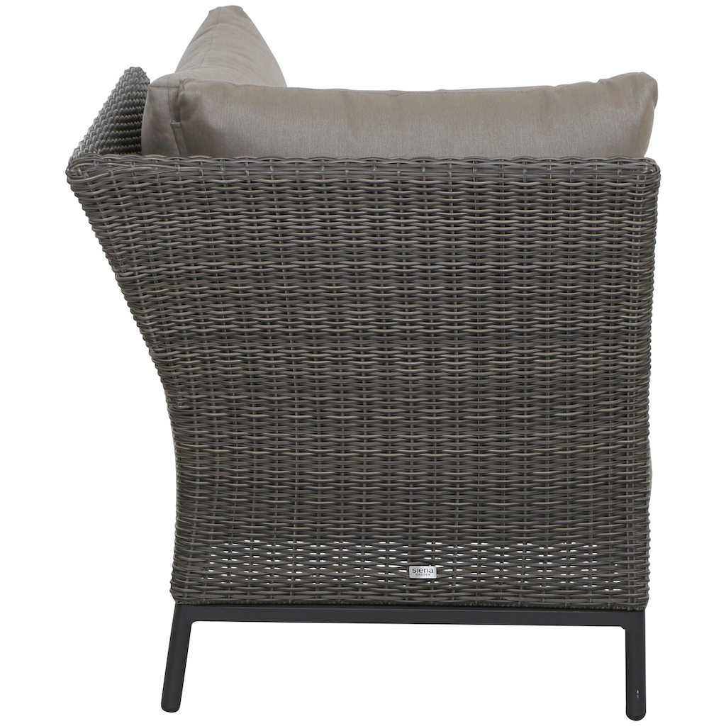 Siena Garden Loungeset »Amira«, inkl. Auflagen