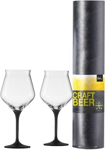 """Eisch Bierglas """"Craft Beer Kelch"""" (2 - tlg.) kaufen"""