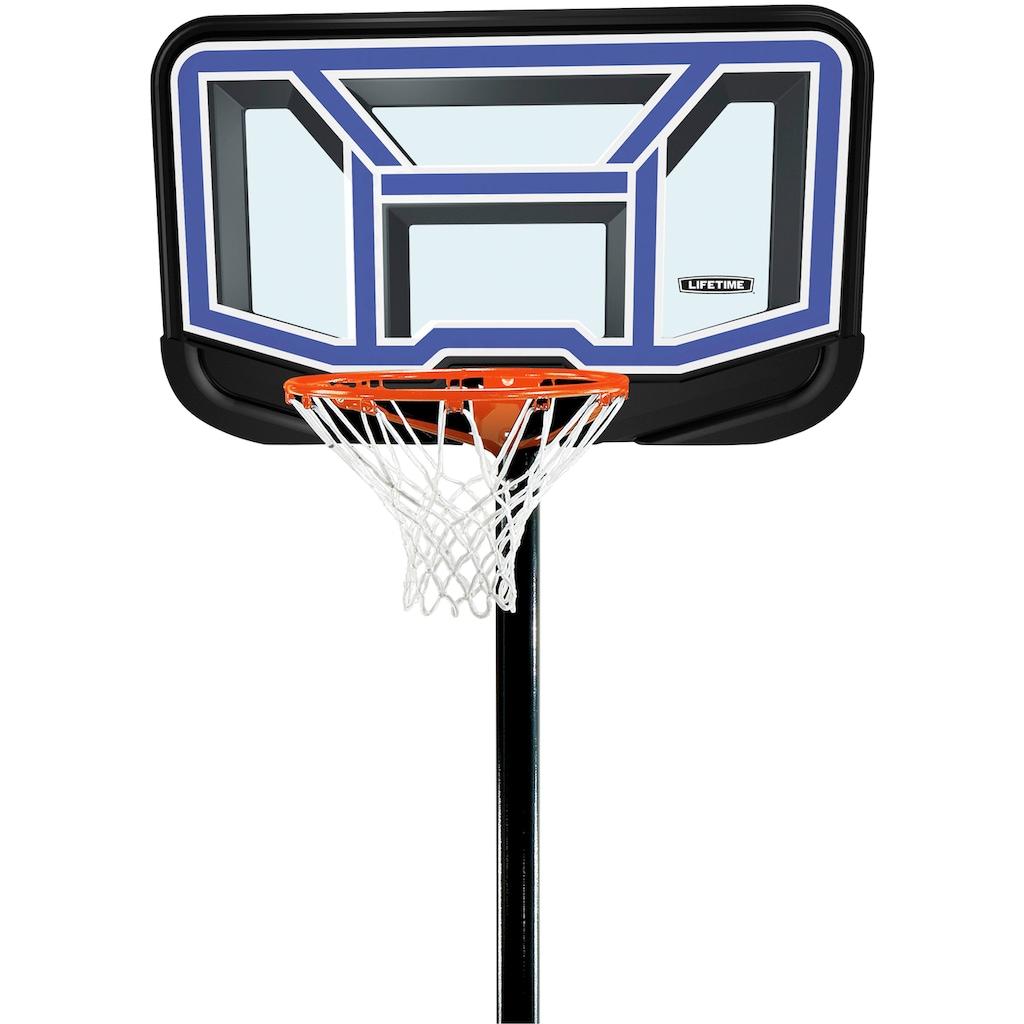 50NRTH Basketballständer »Miami«, mit verstellbarer Korbhöhe: 229 bis 305 cm