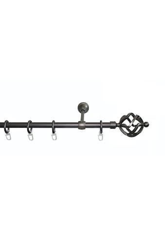 Gardinenstange, »Rustika Korb«, GARESA, Wunschmaßlänge kaufen
