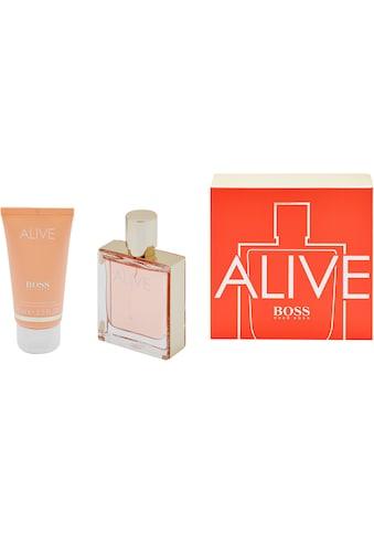 Boss Duft-Set »Alive«, (2 tlg.) kaufen