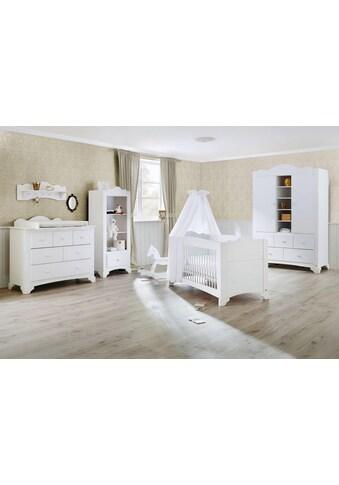 Pinolino® Babyzimmer-Komplettset »Pino«, (Set, 3 St.), breit groß; mit Kinderbett,... kaufen