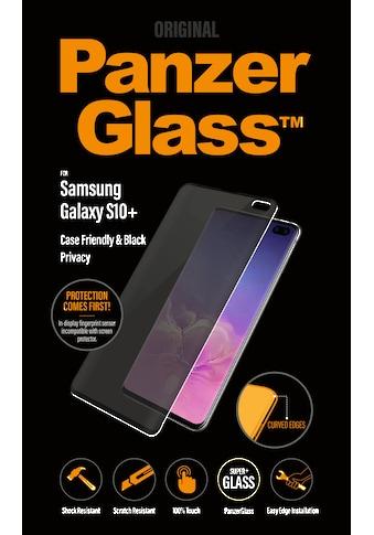 PanzerGlass Schutzglas »Privacy Case Friendly Samsung Galaxy S10+« kaufen