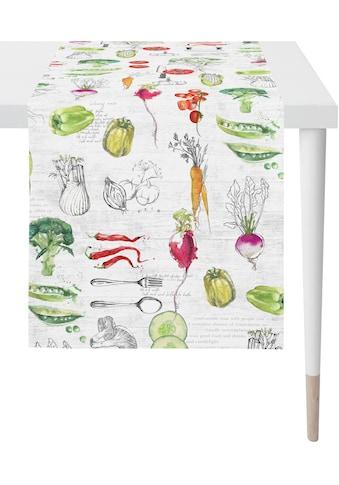 APELT Tischläufer »3977 SUMMERTIME«, (1 St.), Digitaldruck kaufen