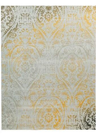 DELAVITA Teppich »Artigova 10«, rechteckig, 11 mm Höhe, Kurzflor, Vintage Design, In-... kaufen
