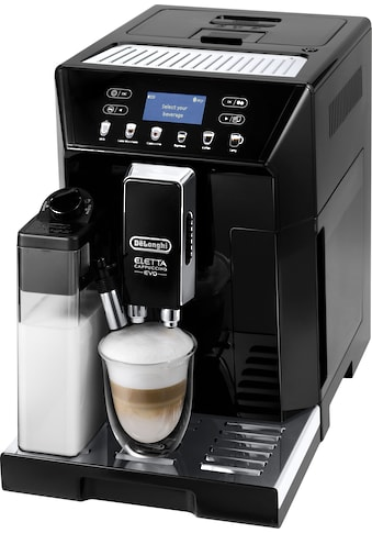 De'Longhi Kaffeevollautomat »ECAM 46.860.B Eletta Evo, schwarz« kaufen