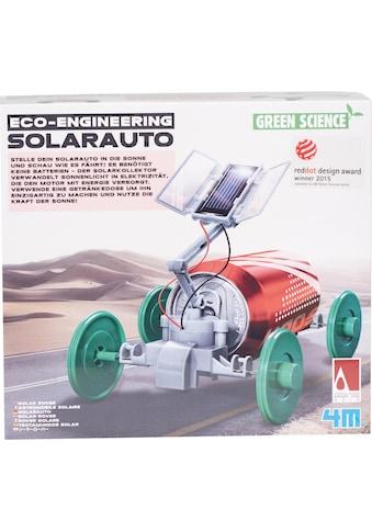 4M Experimentierkasten »Green Science Solarauto« kaufen