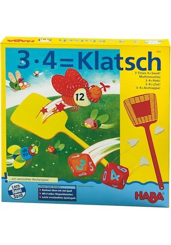 Haba Spiel »3x4=Klatsch« kaufen