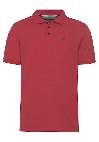 Daniel Hechter Poloshirt, mit elastischen Ärmelabschlüssen kaufen