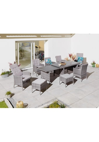 KONIFERA Gartenmöbelset »Parla«, (21 tlg.) kaufen