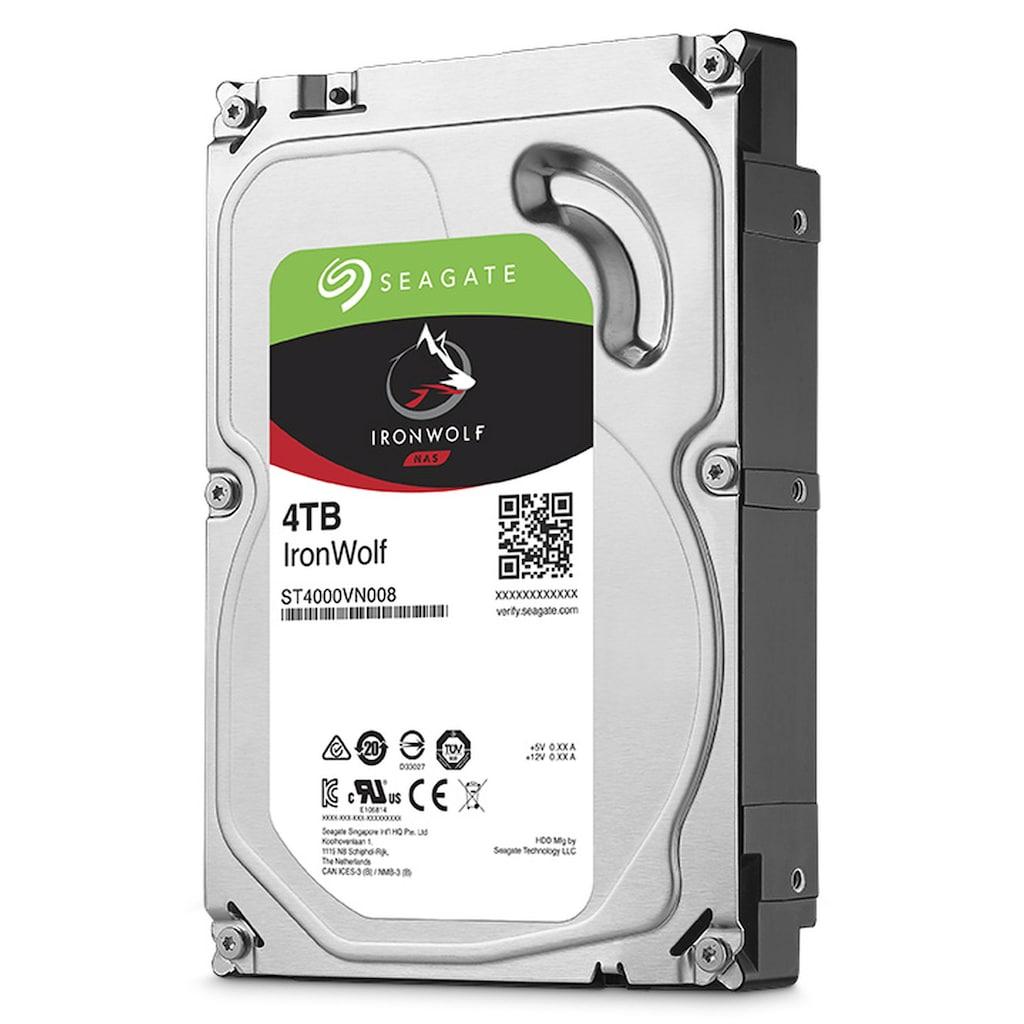 "Seagate HDD-Festplatte »IronWolf 4TB«, 3,5 "", NAS"