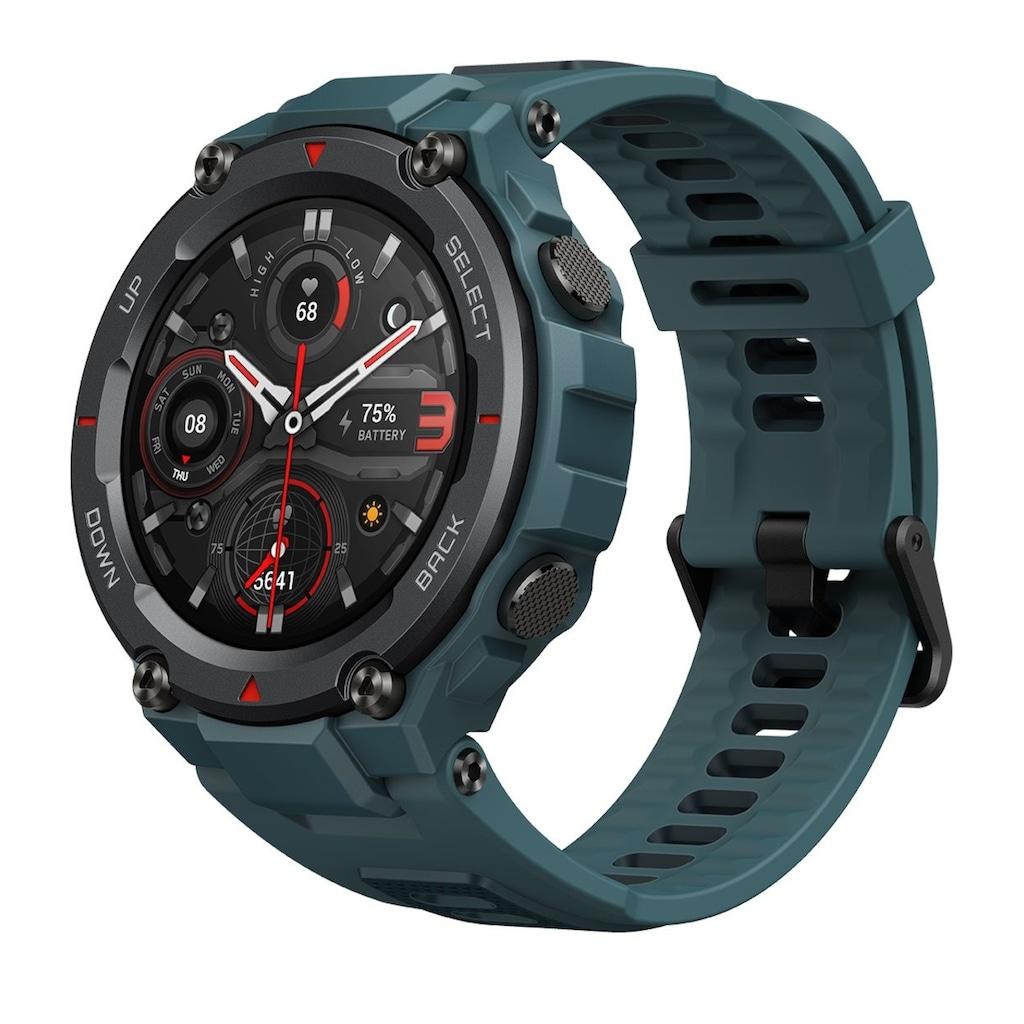 Amazfit Smartwatch »Amazfit T-Rex Pro«, (RTOS)