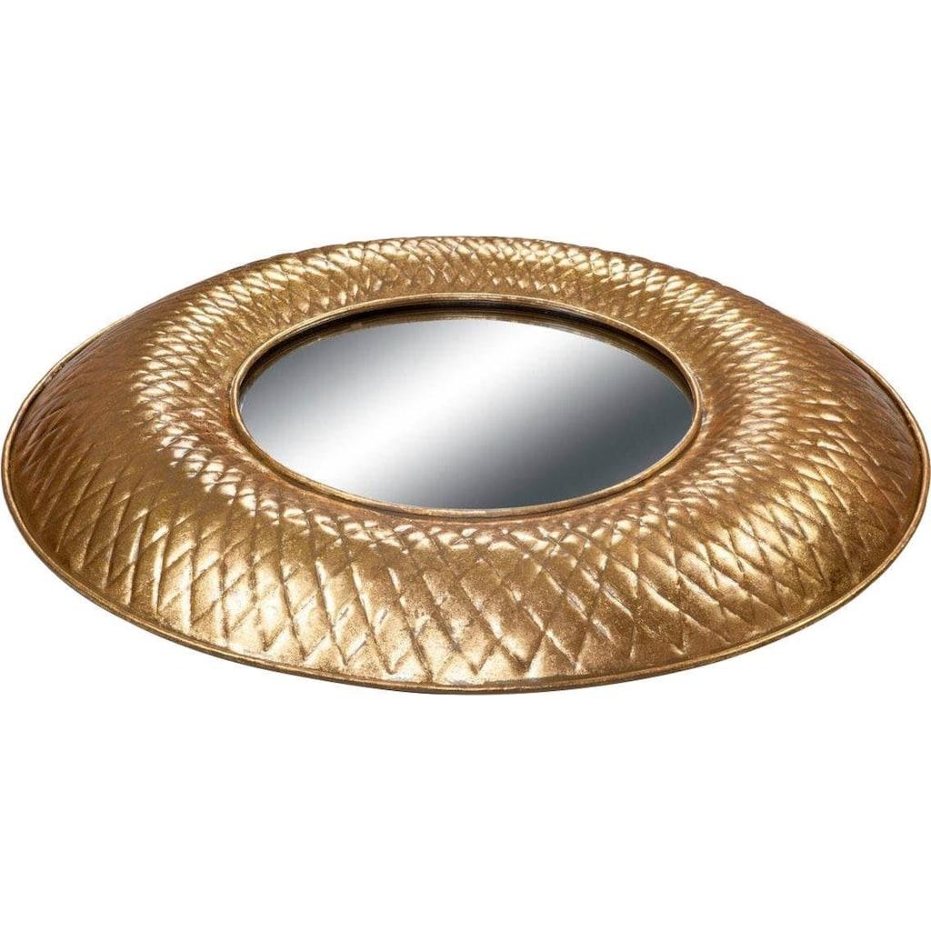 Kayoom Wandspiegel »Cleo 280«, Gold