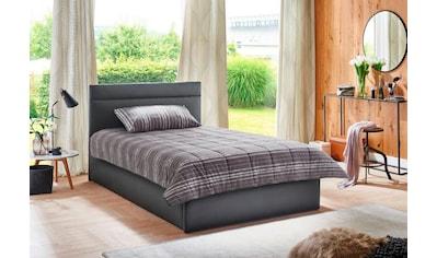 Westfalia Schlafkomfort Polsterbett, in 2 Liegehöhen, optional mit Bettkasten kaufen