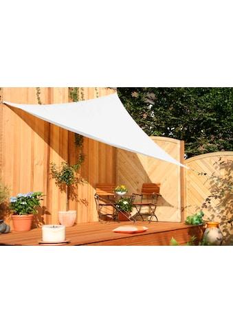 Floracord Sonnensegel »Dreieck«, B: 300 cm, cremeweiß kaufen