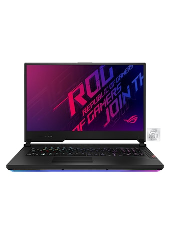 Asus ROG Strix SCAR 17 G732LXS - HG018T Notebook (43,94 cm / 17,3 Zoll, Intel,Core i9, 0 GB HDD, 1000 GB SSD) kaufen