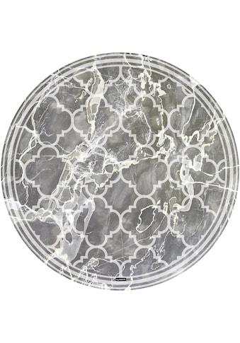 MYSPOTTI Packung: Vinylbodenmatte »Richard«, rund, wasserfest und statisch haftend kaufen