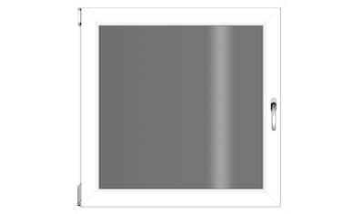 RORO Türen & Fenster Kunststofffenster, BxH: 75x75 cm, ohne Griff kaufen