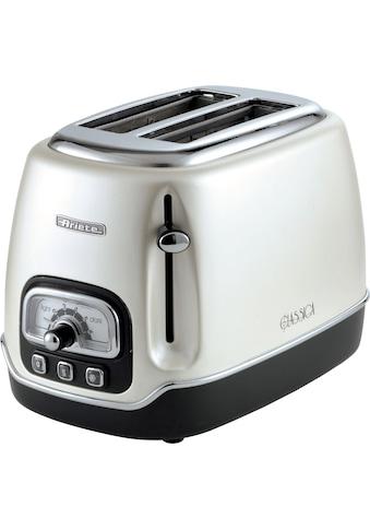 Ariete Toaster »Classica perlmutt 158PE«, für 2 Scheiben, 815 Watt kaufen