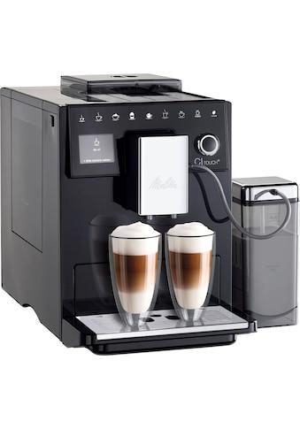 Melitta Kaffeevollautomat »CI Touch® F 630-102, schwarz«, Vielfältiger Kaffeegenuss... kaufen